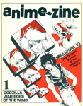 Robert Fenelon was founding editor of Anime-zine and godfather of Anime UK