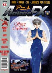 Anime FX cover