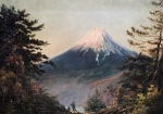 Wirgman Fuji