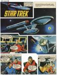 Classic Star Trek action from Mike
