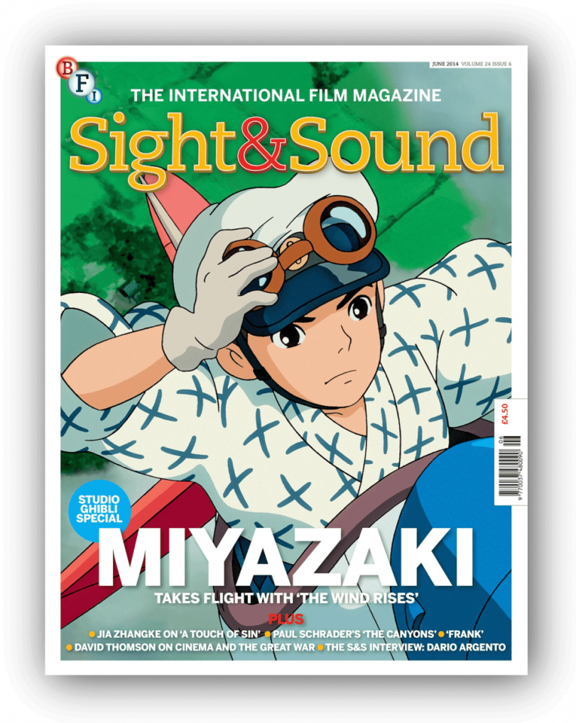 Sight & Sound June 2014
