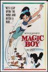 US theatrical poster for Magic Boy, 1961