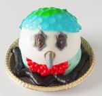 Alien Guts cake